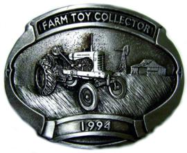 Allis Chalmers WD45 1953-57 Riem Gesp farm toy Collector 1994 LE359.