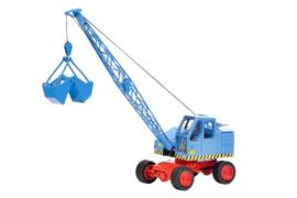 Fuchs 301 mobile wire crane SC7765 Schuco Scale 1:32
