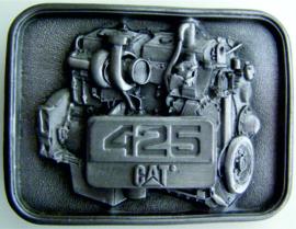 CAT 425 Motorblok Riem Gesp CAT890003.
