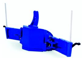 Tractor Veiligheidsbumper met gewicht in New Holland Blauw . UH6251. 1:32