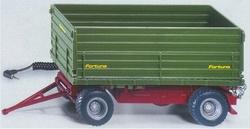 Fortuna tweezijdige kiepwagen (Met accu) Schaal 1:32