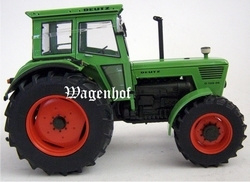 Deutz D 130 06 Cab and red rims .W1006R Weise-Toys Scale 1:32