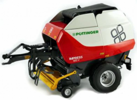 Pöttinger Impress 185V round baler ROS601543 from Ros Scale 1:32