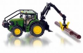 John Deere 7530 tractor Si4063  Siku Schaal 1:32