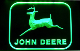 John Deere LED neon light sign. JD001