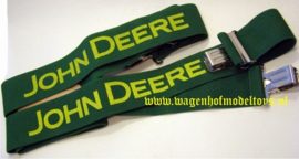Suspender with John Deere print JD 48""