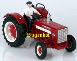 IH624 without cabin but with driver REPO31 Replicagri Scale 1:32