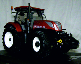 New Holland T7.225 Terracotta UH5376