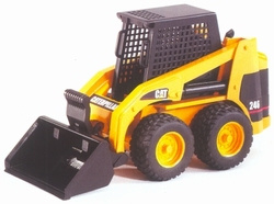 Caterpillar Compact loader. Bruder BRU02431 Scale 1:16