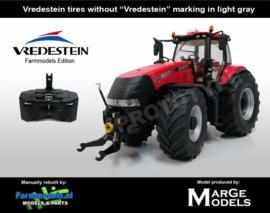 Case IH Magnum 380 CVX. MM1709 VR. Scale 1:32