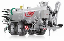 Fliegl VFW 18.000L mengmesttank + bouwland bemester Wiking Wi77338