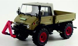 Unimog 406 in Gray W1066 Weise-Toys