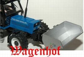 New Holland 110-90 blauw (REPACA 2010) Frankrijk 2500 stuks. Schaal 1:32