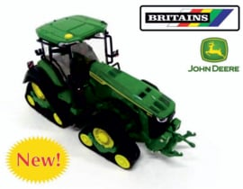 John Deere 8RX 410 Tracked Tractor Britains 43249