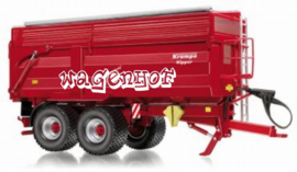 Cramped tandem axle Tipper Wi77339 Wiking