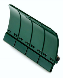 Sliding board. Siku. Comes with a dark Green sliding blade. SI2055 Scale 1:32