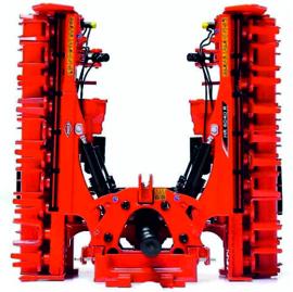 Kuhn HR6040 (6m) rotary harrow REP502.