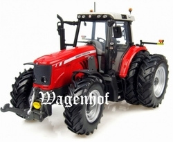 Massey Ferguson 6480 6 wiel US version  Universal Hobbies Schaal 1:32