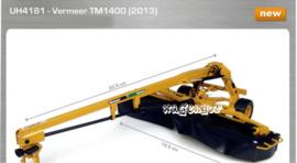 Vermeer TM1400 getr mower UH4181 Universal Hobbies Scale 1:32