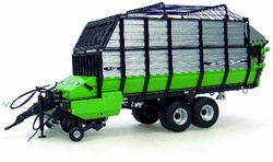 Deutz Fahr K 7.39 loader wagon UH2833. Universal Hobbies Scale 1:32