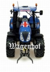 New Holland T7.210  UK flag  Universal hobbies Schaal 1:32