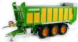 Joskin Drakkar Tridem shear silage wagon ROS60226.7 Scale 1:32