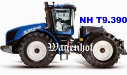 New Holland T9.390 kniktractor Britains Schaal 1:32