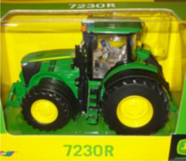John Deere 7230R Tractor Britains BR43089A1 Scale 1:32