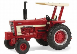 IH 1066 Turbo tractor from Ertl. ERTL14941. Scale 1:32