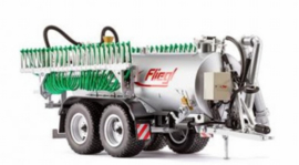 Fliegl VFW 18,000 slurry tanker with trailing hose from Wiking Wi77337