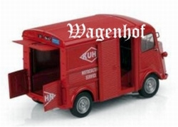 "Citroen ""H"" KUHN mobile workshop. Replicagri Scale 1:32"