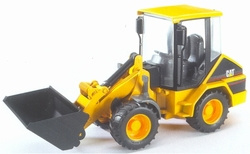 Caterpillar compact loader. Bruder BRU02441 Scale 1:16