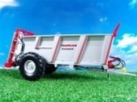 Triathlon KVX 12000 fertilizer spreader Universal Hobbies Scale 1:32