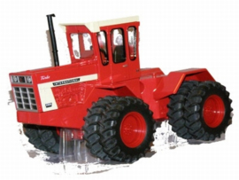 IH 4366. Articulated tractor # 14570 ERTL14570 Scale 1:32