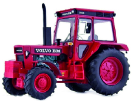 Volvo BM 2654 4WD tractor from Autocult BC002 1:32 RESIN model.