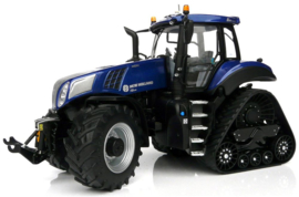 New Holland T8.435 Blue Power op SmartTrax. MM1804 schaal 1:32