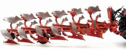 KUHN Vari Master reversible plow. Universal Hobbies Scale 1:32