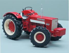 IH 624. FWD tractor zonder cabine Replicagri REP134 Schaal 1:32