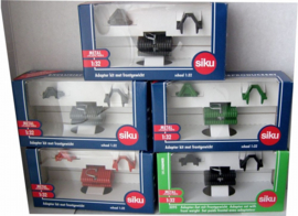 Adapter set spare part + front weight Si3095.Siku Scale 1:32