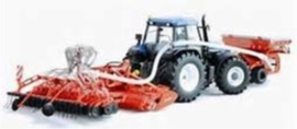Kuhn zaaicombinatie in set REP076  Replicagri. 1:32