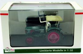 Hanomag Brilliant 600  2WD met Fritzmeijer cabine UHHano600P.