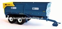 Kane 16 ton tandemas kiepwagen  BR42701  Britains Schaal 1:32