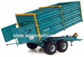 Rolland BH100 tandem axle tipper UH4123 Universal hobbies Scale 1:32