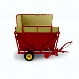 Taarup TIPVOGN T3 silage high dump truck UH4964 Scale 1:32