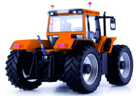Doppstadt Trac 200 trekker in Orange A90123 1:32 AutoCult.