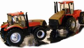 Case IH Steiger magnum 305 & Case IH Steiger 535 articulated tractor ERTL14615A Scale 1:32