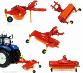 Rabaud Supernet 2100 roller sweeper UH4094 Universal Hobbies Scale 1:32
