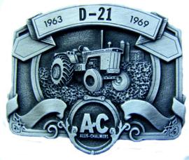 Allis Chalmers D-21 Riem Gesp 1963-1969 SPECCAST SPEC528