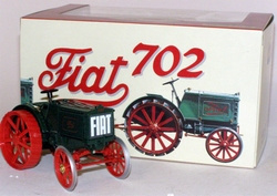 FIAT 702 tractor 1919.  Replicagri Schaal 1:32