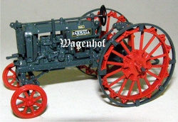 Farmall F 12 on steel (gray) Scale 1:43